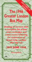 The 1946 Greater London Bus Map