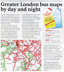 Buses Mag Review - June 2013